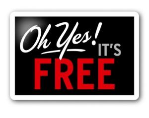 Free Marketing Stuff Can Sell