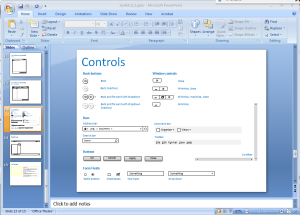 Prototyping with Powerpoint