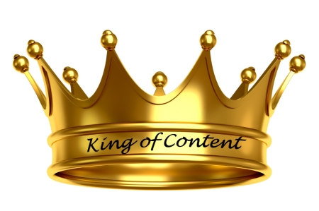 Content Needs a King in Marketing