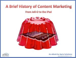 Brief History Content Marketing eBook