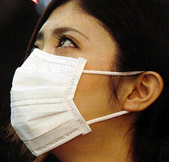 Face Masks, Japan By shibuya246 via Flickr