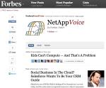 NetApp BrandVoice